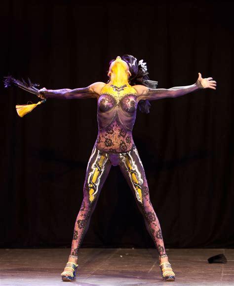 festival de painting en austria world bodypainting festival zimbio