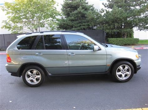 2003 Bmw Suv by 2003 Bmw X5 4 4i Awd Sport Suv Luxury