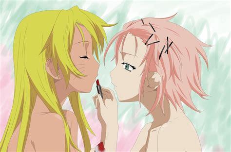anime yuri yuri anime naruko and