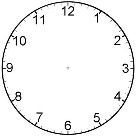 for printable printable clock for children activity shelter