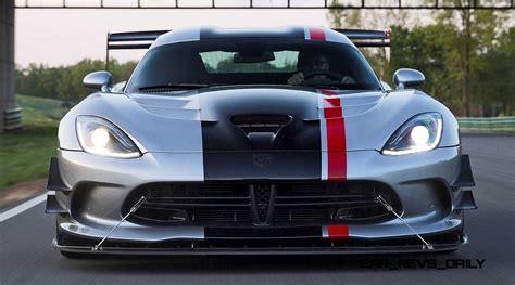 ny auto show dodge viper acr still has it carscoops com dodge viper acr 2016 dodge viper acr svtperformance dodge viper acr prepares for n 252