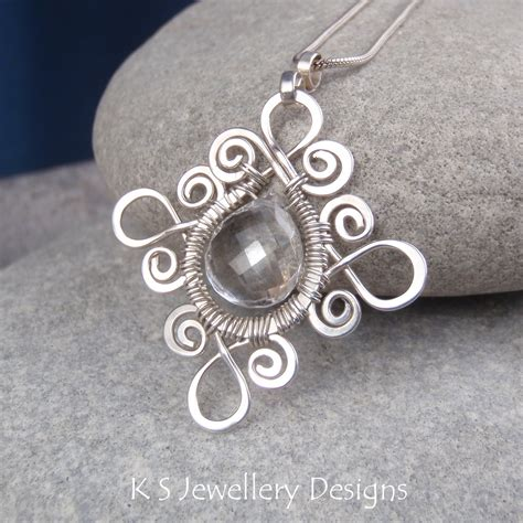 metal jewelry tutorials k s jewellery designs new wire jewelry tutorial sprial