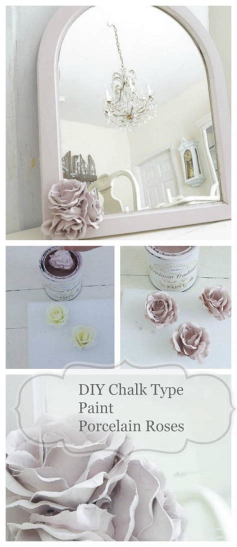 chalk paint shabby chic diy 30 diy ideas tutorials to get shabby chic style