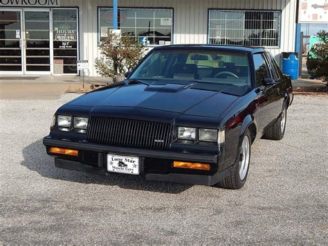 Grand National Motor For Sale by 1986 Buick Grand National For Sale 2059949 Hemmings