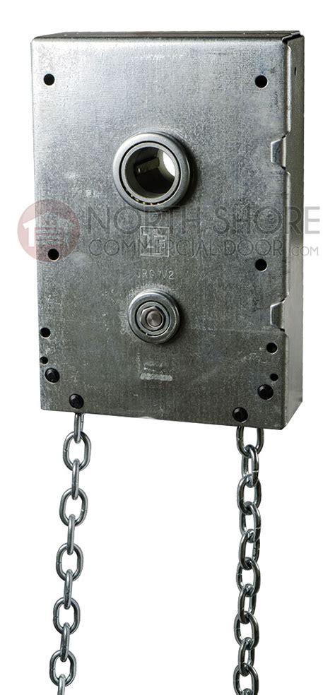 garage door j r g jackshaft chain hoist 1 1 4 quot shaft