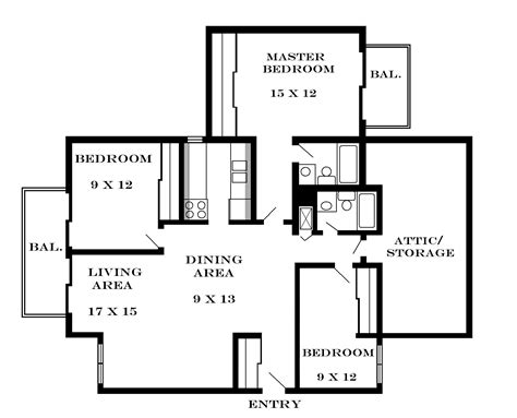 1 floor 3 bedroom house plans simple floor plans for 3 bedroom house on floor with floor