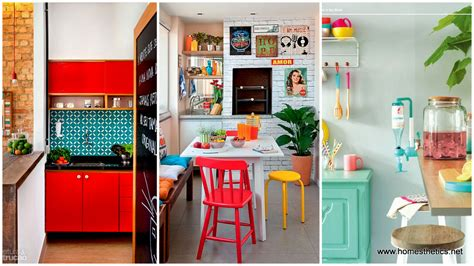 Kitchen Backsplash Pics 17 colorful kitchen designs that would cheer up any home