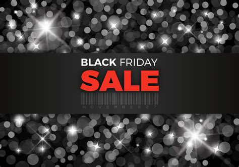 black friday decorations sale black friday sale background vector graphic decoration