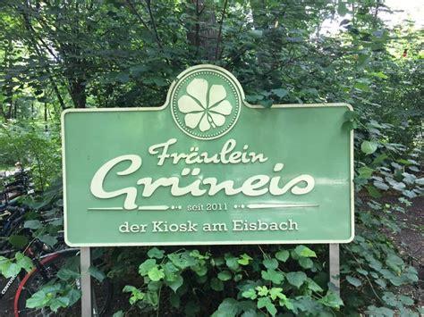 Englischer Garten München Fräulein Grüneis by Kiosk Fr 196 Ulein Gr 220 Neis In The Park Recommended By The