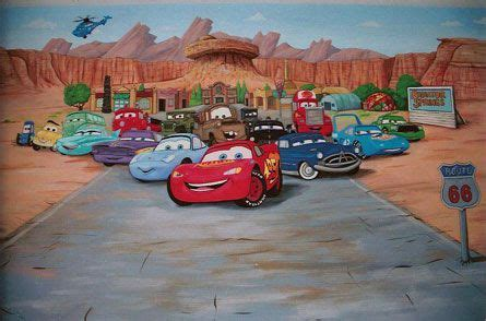 Car Wallpapers For Room by Disney Cars Wallpaper Free Cars Wall Mural Kid S Room