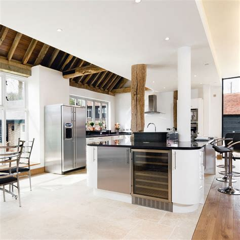 kitchen extension design kitchen extensions ideal home
