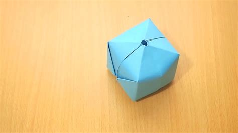 how to make an origami balloon how to make an origami balloon 8 steps with pictures