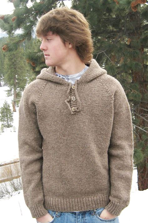 hooded cardigan knitting pattern free 105 neck hooded pullover for knitting