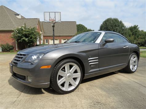 2004 Chrysler Crossfire Review by 2004 Chrysler Crossfire Start Up Exhaust And In Depth