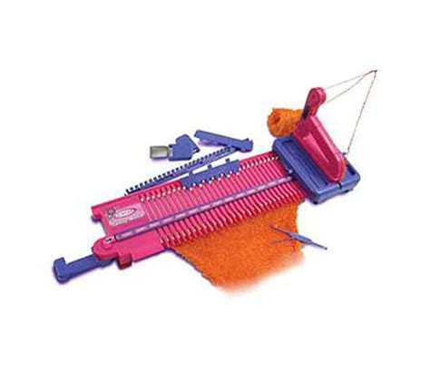 singer knitting machine singer deluxe knitting machine page 1 qvc