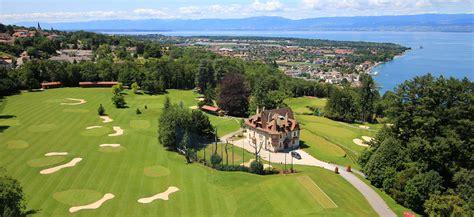 que faire 224 evian venez d 233 couvrir l evian resort golf club