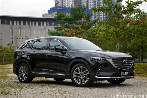 2017 Mazda Cx9 by Test Drive Review 2017 Mazda Cx 9 Autofreaks