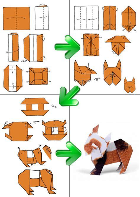 origami bulldog original size of image 877744 favim