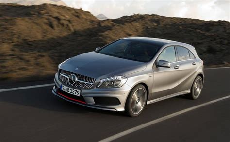 Mercedes New Models by Daimler Recalls All New Models Of The Mercedes A