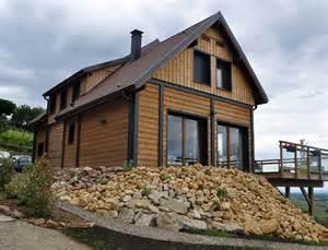 bardage pour maison ossature bois notre deuxime hangar destin stocker en fibres de bois et le