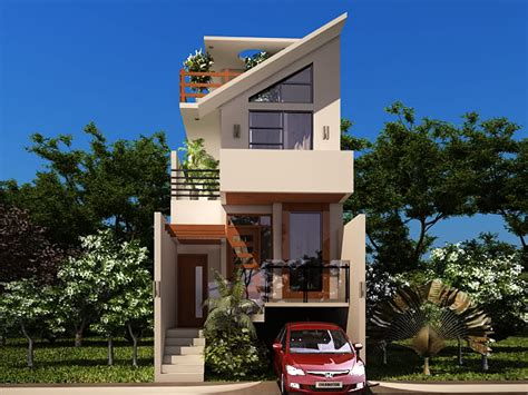 great house designs small plot house with underground car parking great