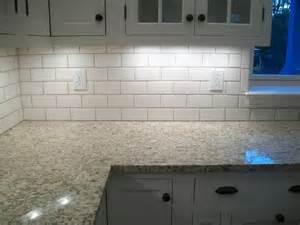 installing ceramic tile backsplash in kitchen top 18 subway tile backsplash design ideas with various types