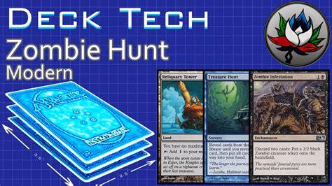 u b hunt budget modern deck tech mtg