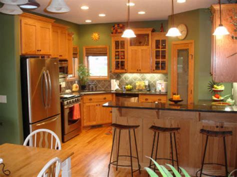 paint colors for kitchen with wood cabinets kitchen paint colors with wood cabinets home design ideas