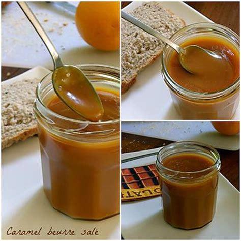 recette de caramel au beurre sal 233 par c est pas du gateau
