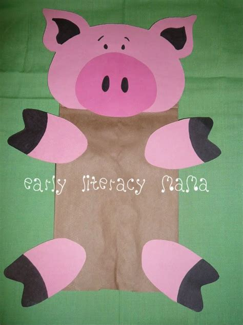 pig craft for 25 best ideas about pig crafts on farm animal