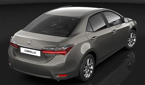 Running Head Lamps 2017 toyota corolla altis facelift launch in india in 2017