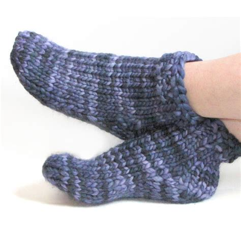 socks knitting pattern free free bulky sock pattern toe up top knitfreedom