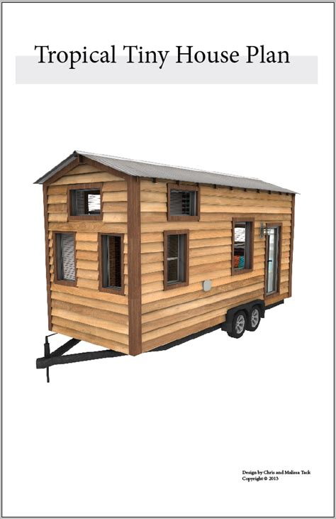 tack tiny house tropical tiny house plans the tiny tack house