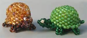 3d beaded turtle pattern 3d box turtle bead pattern the 11th in a series of peyote