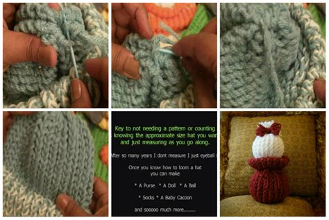 how do you finish a knitting project loom a hat knitting for beginners with pics and