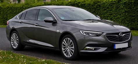 Insignia Opel by File Opel Insignia Grand Sport 1 6 Diesel Business