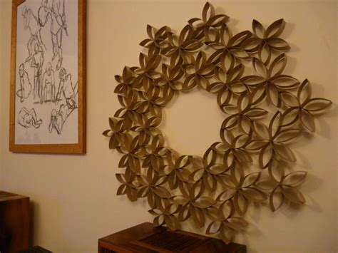 toilet paper roll wall crafts toilet paper roll creations on