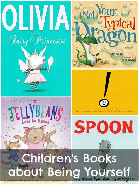 picture books about being yourself children s books about being yourself carver