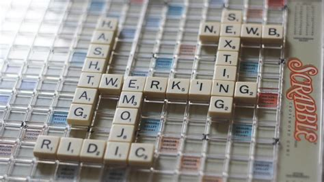 u words in scrabble 38 surprising new words added to scrabble s official