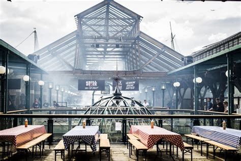 tobacco dock event space events