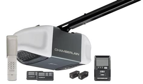 chamberlain garage door opener liftmaster chamberlain whisper drive 1 2 hp belt drive