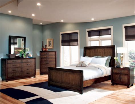paint colors for bedroom with brown furniture master bedroom decorating ideas blue and brown room