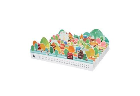 Projects Paper Craft Calendar Handmade