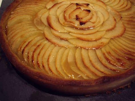 recette de la tarte aux pommes le chef c est vous
