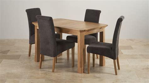 oak dining table set 4ft dining table sets oak furniture land