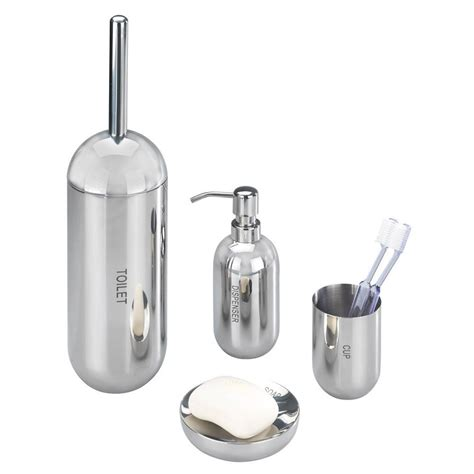 stainless steel bathroom accessories sets bathroom accessory sets stainless steel 28 images