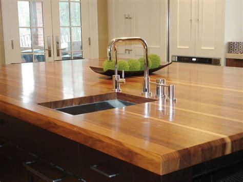 encimeras cocina madera ventajas e inconvenientes de las encimeras de madera