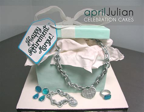 how to make edible jewelry for cakes box and jewelry cake flickr photo