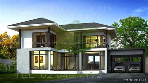 modern 2 story house plans modern 2 story house plans modern contemporary house