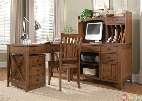 l shaped desks for home office hearthstone rustic oak finish l shaped home office desk